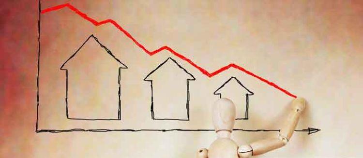 Immobilier : La croissance des vente en baisse mais pas les prix ?
