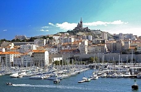 Prix de l'immobilier à Marseille en Baisse